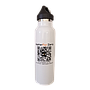 WaterforZero Trinkflasche mit Loop Cap